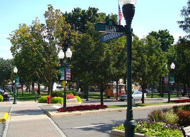 downtown a