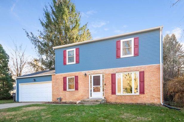 448 Manor Drive Ann Arbor MI 48105