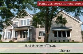 8808 Autumn Trail Dexter, MI 48130 Photo 5