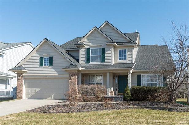 4988 South Ridgeside Circle Ann Arbor MI 48105