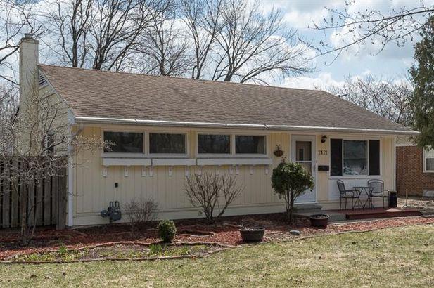 2421 Pinecrest Ann Arbor MI 48104