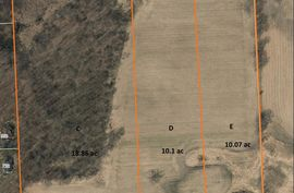 0 Parcel C - 0 Trinkle Dexter, MI 48130 Photo 3