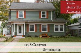 217 South Clinton Stockbridge, MI 49285 Photo 6