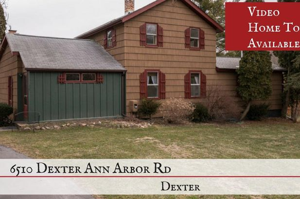 6510 Dexter Ann Arbor Road Dexter MI 48130