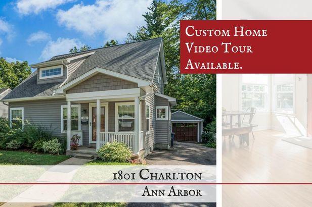 1801 Charlton Street Ann Arbor MI 48103