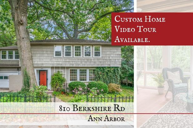 810 Berkshire Road Ann Arbor MI 48104