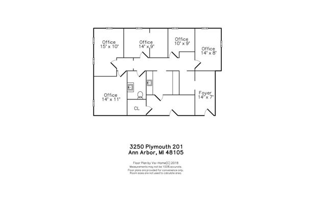 3250 Plymouth #201 Road - photo 18