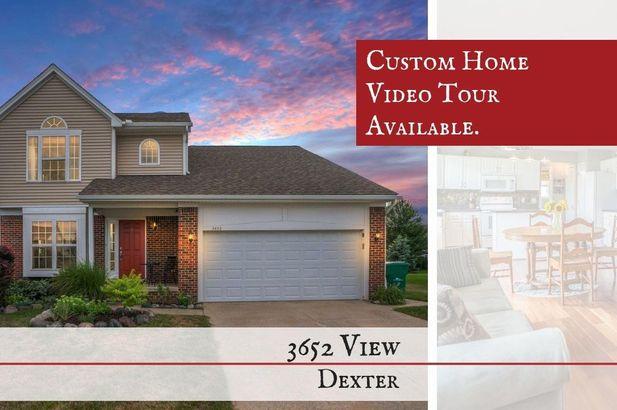 3652 View Drive Dexter MI 48130
