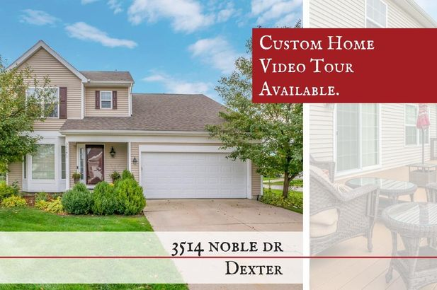 3514 Noble Drive Dexter MI 48130