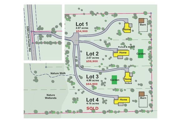 3290 N Lima Center Lot 1 Road Dexter MI 48130