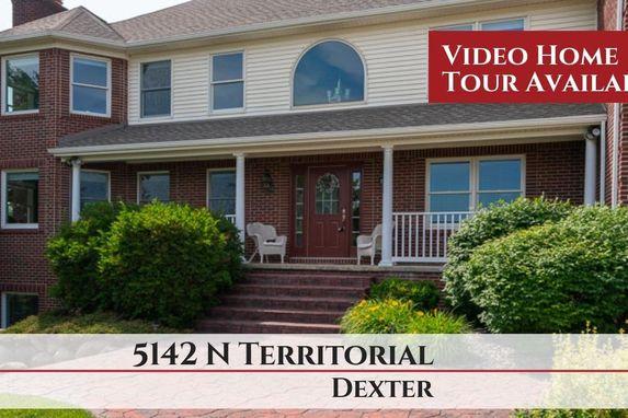 5142 N Territorial Dexter, MI 48130