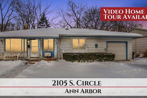 2105 S Circle Drive Ann Arbor MI 48103