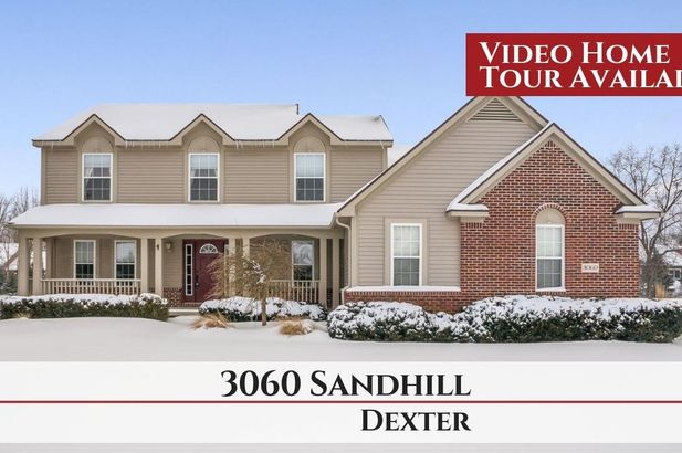 3060 Sandhill Drive Dexter MI 48130