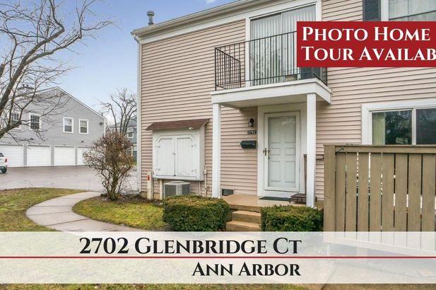 2702 Glenbridge Court Ann Arbor MI 48104