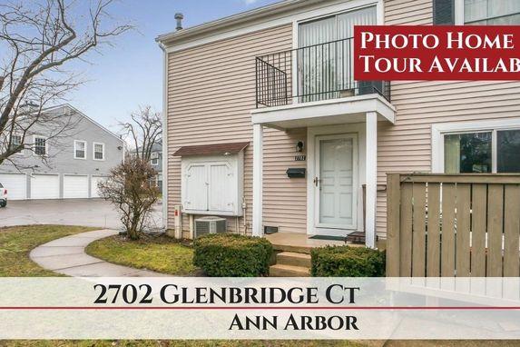 2702 Glenbridge Court Ann Arbor, MI 48104