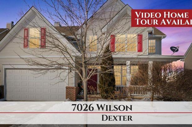 7026 Wilson Drive Dexter MI 48130