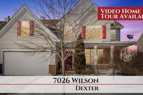 7026 Wilson Drive Dexter, MI 48130