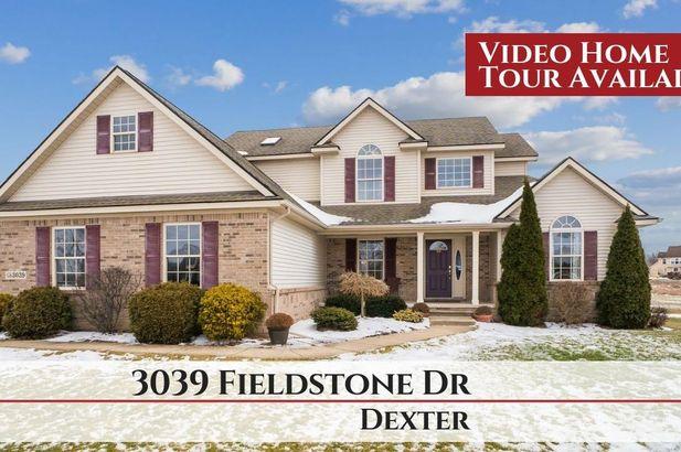 3039 Fieldstone Drive Dexter MI 48130