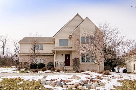 1644 Snowberry Ridge Road Ann Arbor, MI 48103