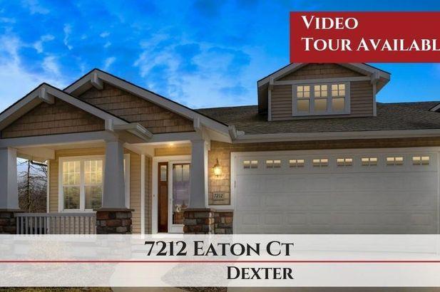 7212 Eaton Court #24 Dexter MI 48130