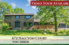 672 Halcyon Court Ann Arbor, MI 48103 Photo 1
