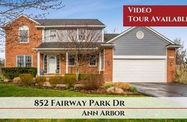 852 Fairway Park Drive Ann Arbor, MI 48103 Photo 4