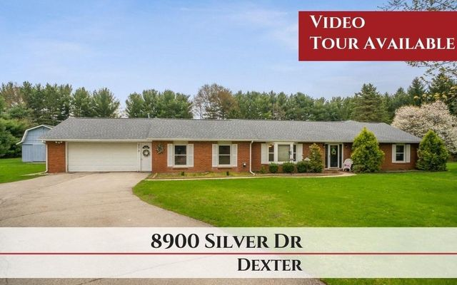 8900 Silver Drive Dexter, MI 48130