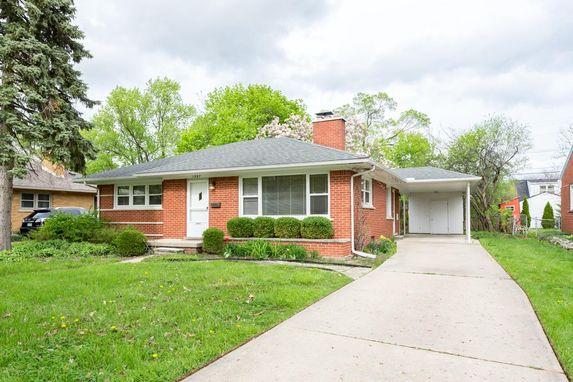 1597 Greenview Drive Ann Arbor, MI 48103