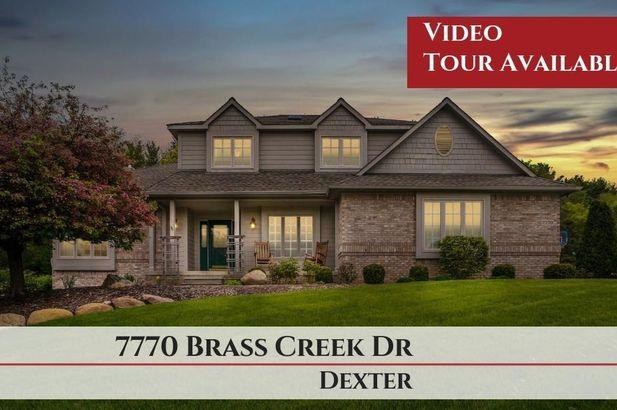 7770 Brass Creek Drive Dexter MI 48130