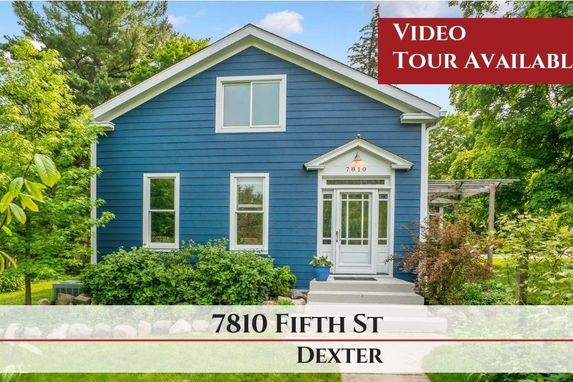 7810 Fifth Street Dexter, MI 48130