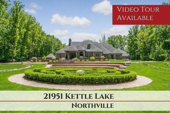 21951 Kettle Lake Road Northville, MI 48167