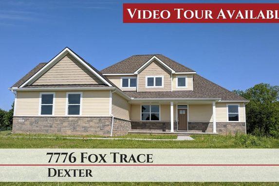 7776 Fox Trace Road Dexter, MI 48130