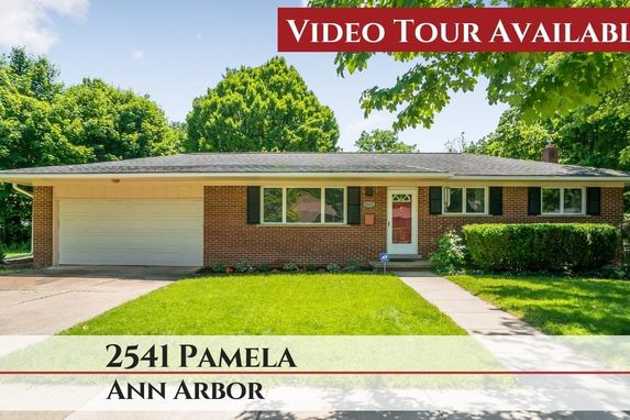 2541 Pamela Avenue Ann Arbor, MI 48103