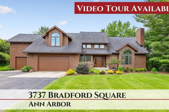 3737 Bradford Square Drive Ann Arbor, MI 48103