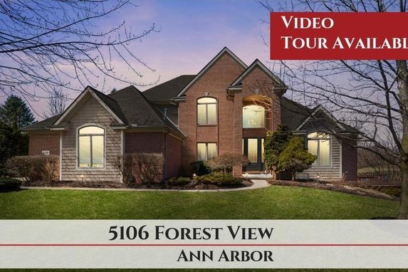 5106 Forest View Court Ann Arbor, MI 48108