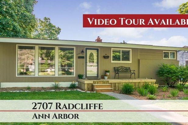 2707 Radcliffe Avenue Ann Arbor MI 48104