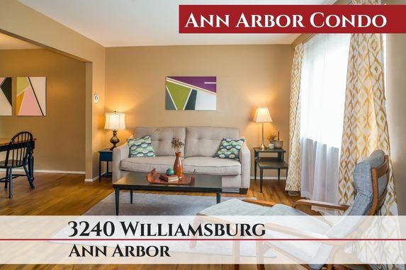 3240 Williamsburg Ann Arbor, MI 48108