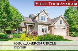 4506 Cameron Circle Dexter, MI 48130 Photo 1