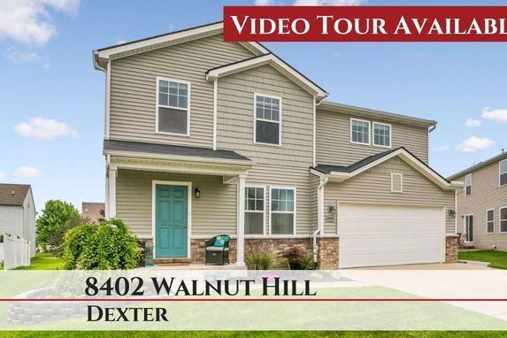 8402 Walnut Hill Dexter, MI 48130