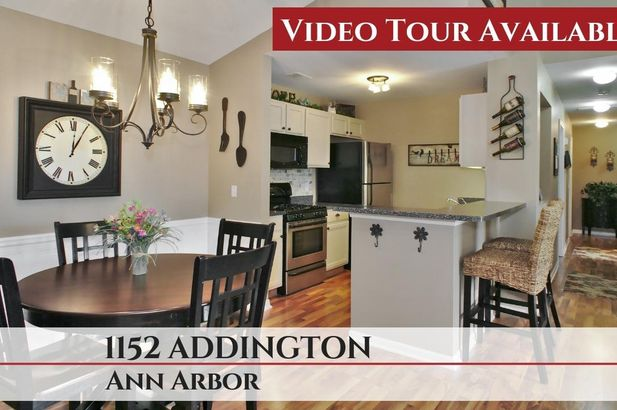 1152 Addington Lane Ann Arbor MI 48108