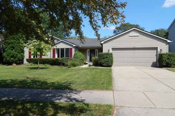 495 Burr Oak Drive Ann Arbor MI 48103