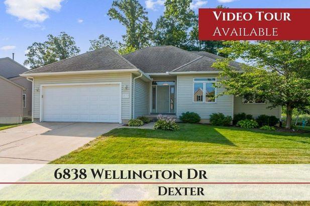 6838 Wellington Drive Dexter MI 48130