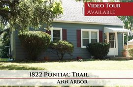 1822 Pontiac Trail Ann Arbor, MI 48105 Photo 2