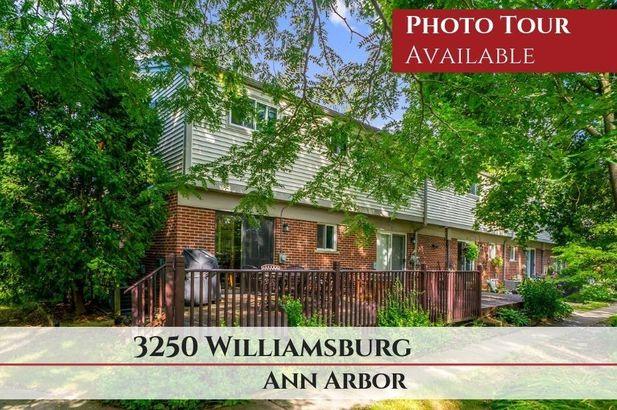 3250 Williamsburg Ann Arbor MI 48108