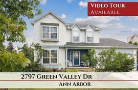 2797 Green Valley Drive Ann Arbor, MI 48103 Photo 1