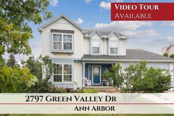 2797 Green Valley Drive Ann Arbor, MI 48103