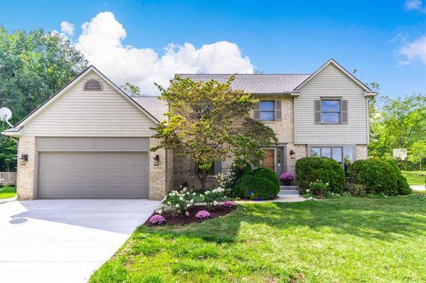 1658 Snowberry Ridge Road Ann Arbor MI 48103