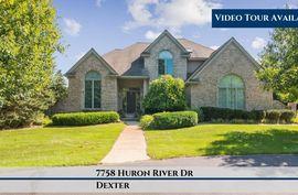 7758 Huron River Drive Dexter, MI 48130 Photo 4