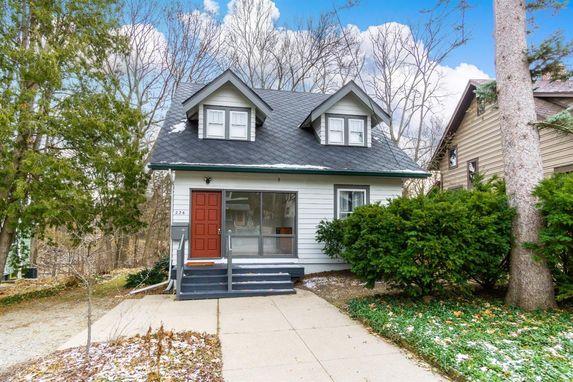 226 Wildwood Avenue Ann Arbor, MI 48103