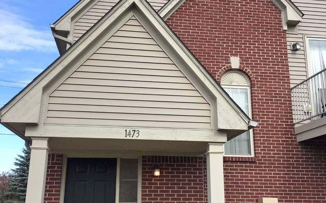 1473 Addington Lane Ann Arbor, MI 48108